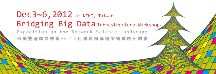 2012 Big Data Infrastructure Workshop